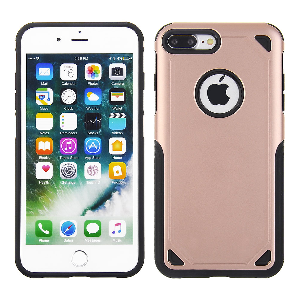 Apple Iphone 8 Plus Iphone 7 Plus Rose Gold Hard Back